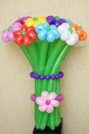Букет Радость из воздушных шаров
