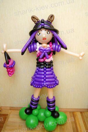 Кукла Monster High Клодин Вульф из воздушных шаров
