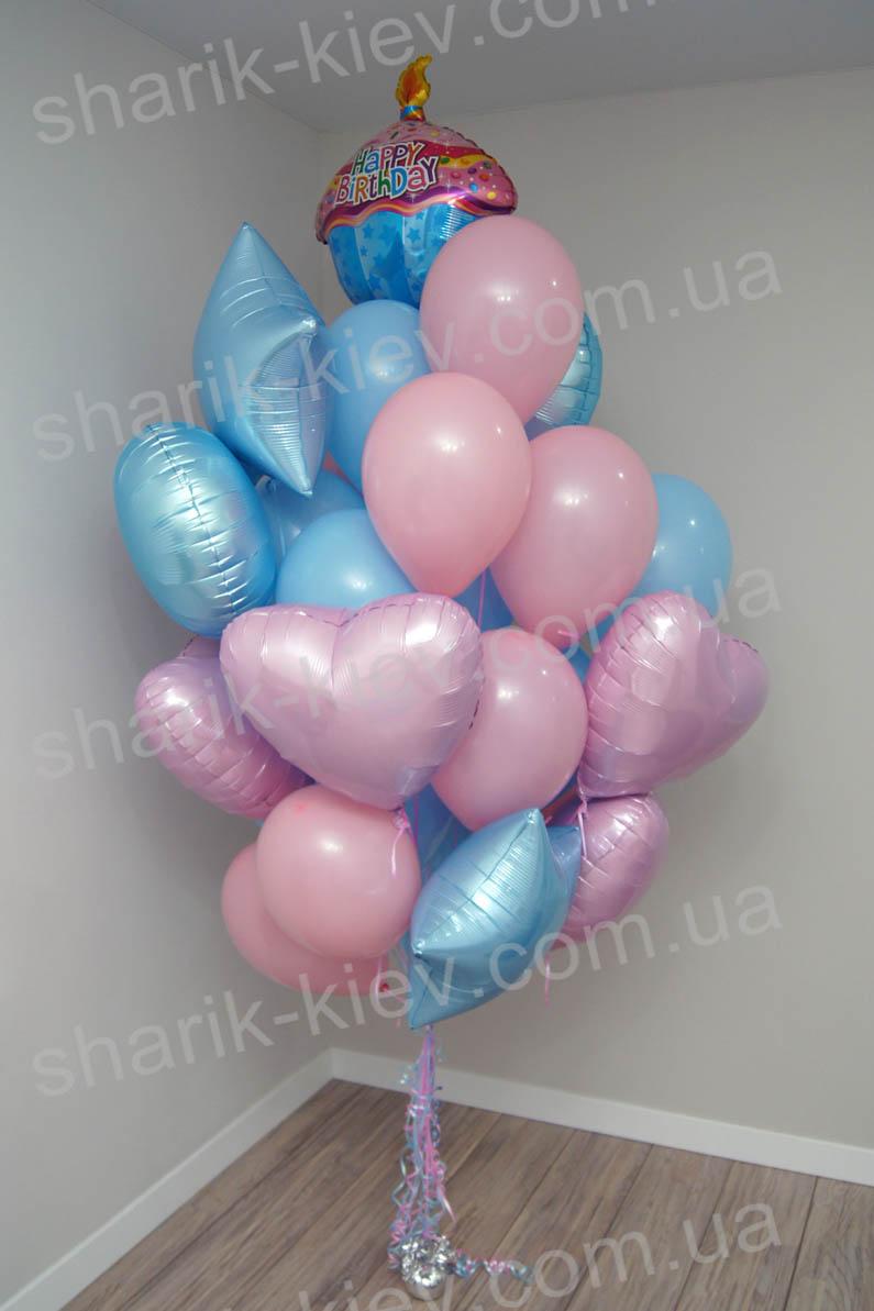 Заказать гелиевые воздушные шары