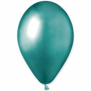 Воздушный Шар Хром зеленый