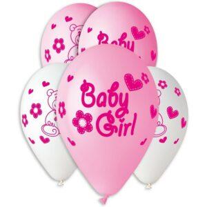Воздушный Шар Baby Girl